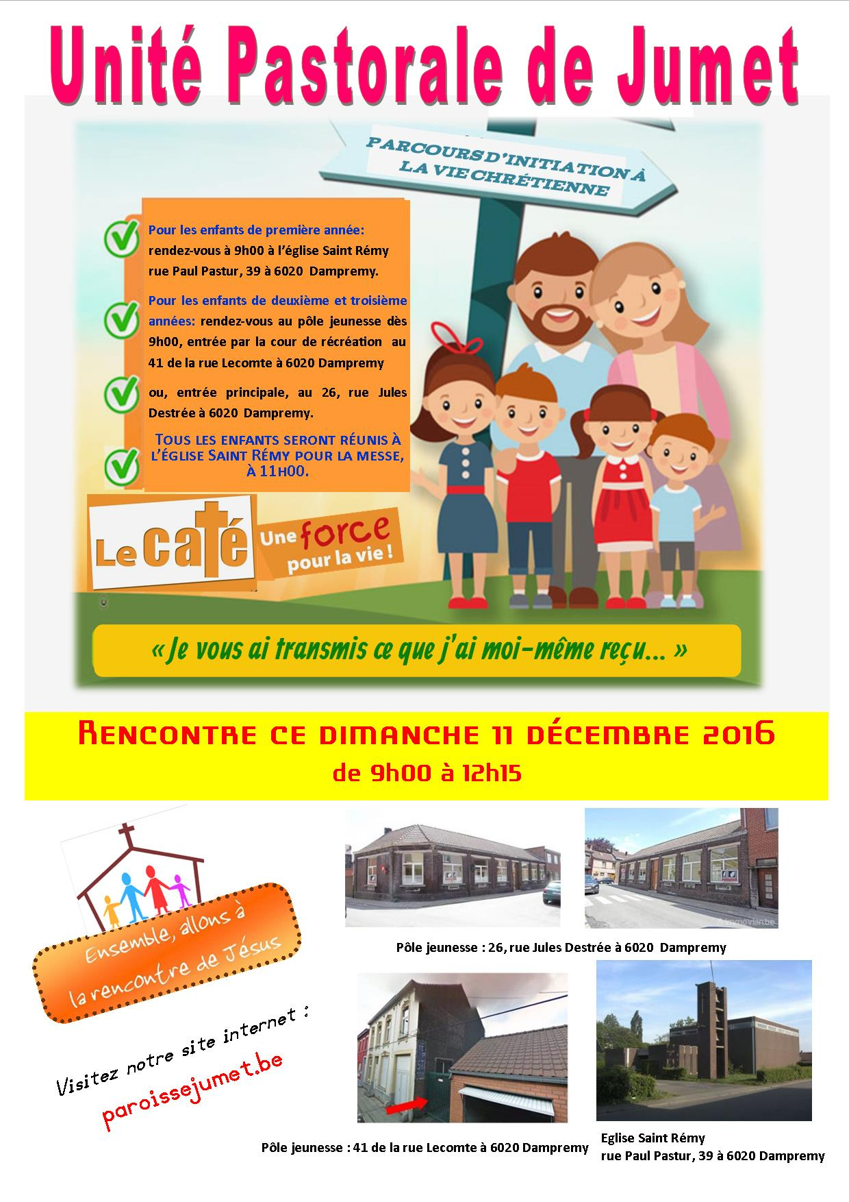 Rencontre juniville